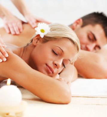 Deep tissue<br> massage